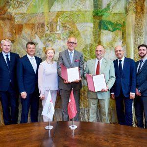 RSU un Rīgas 41. vidusskola paraksta sadarbības līgumu
