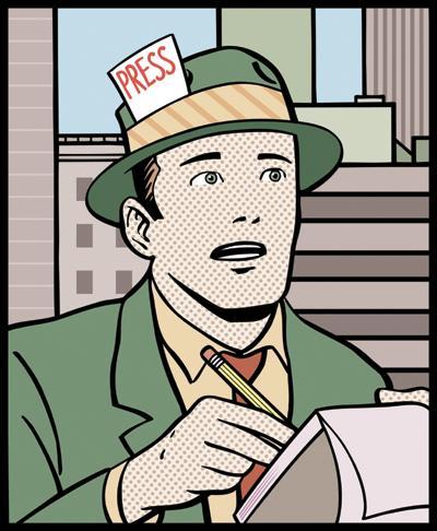 """Jauno žurnālistu nopietnais uzdevums – aptauja """"Ko Jūs domājat par mūsdienu skolēniem?"""""""
